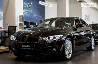 BMW 4 Series Gran Coupe 420i (184 л.с.) xDrive  2016