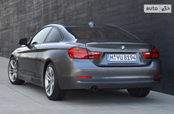 BMW 4 Series 420d MT (190 л.с.)  2017