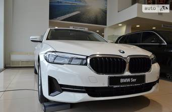 BMW 5 Series 520i Steptronic (184 л.с.)  2020