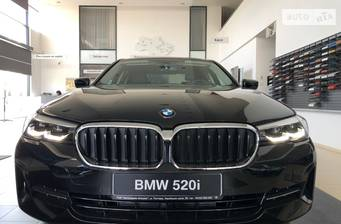 BMW 5 Series 520i Steptronic (184 л.с.)  2021