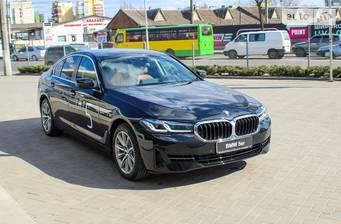BMW 5 Series 2021