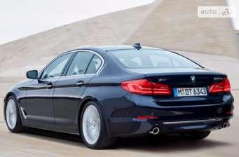 BMW 5 Series G30 540d АT (320 л.с.) xDrive base 2018