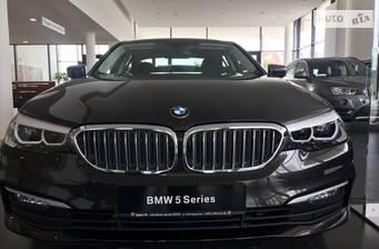 BMW 5 Series G30 530i АT (252 л.с.)  2017