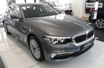 BMW 5 Series 520i AT (184 л.с.) 2016