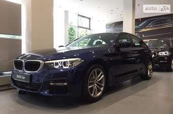 BMW 5 Series G30 520d АT (190 л.с.)   2017