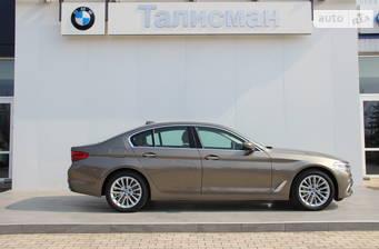 BMW 5 Series G30 540i АT (340 л.с.) xDrive 2017