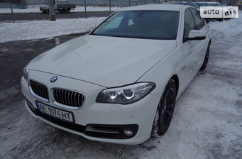 BMW 5 Series xDrive525d AT (218 л.с.)  2016