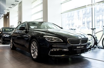BMW 6 Series Gran Coupe 640i АТ (320 л.с.) xDrive  2016
