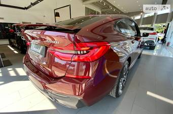 BMW 6 Series GT 2021 base