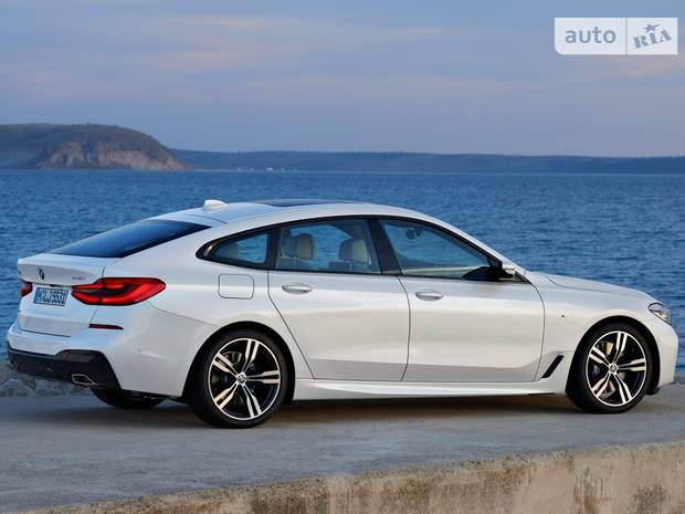 BMW 6 Series GT base