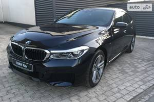 BMW 6 Series GT G32 640i AT (340 л.с.) xDrive base 2019