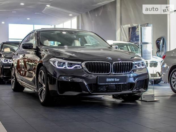 BMW 6 Series GT base
