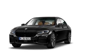 BMW 760 2021 в Ужгород