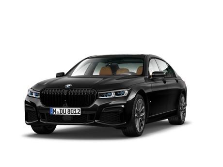 BMW 7 Series 2021
