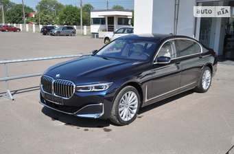 BMW 760 2021 в Львов