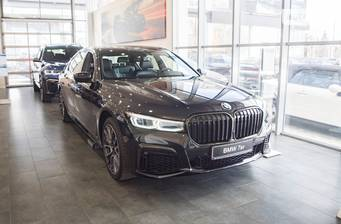 BMW 7 Series 740Li Steptronic (340 л.с.) xDrive 2021