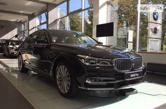 BMW 7 Series G12 730Ld AT (265 л.с.) xDrive  2017
