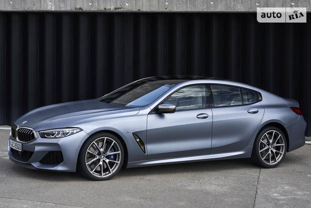 BMW 8 Series Gran Coupe base
