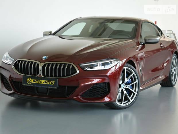 BMW 8 Series base
