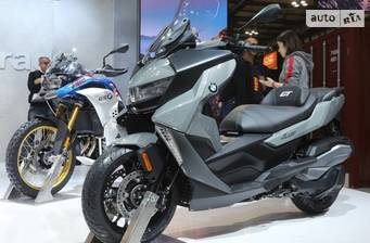 BMW C Series 2020