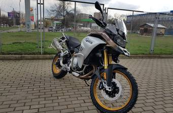 BMW F Series 850 GS 2021