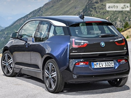 BMW I3 2020