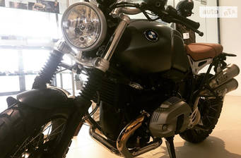 BMW R Series R nine T Scrambler 2019