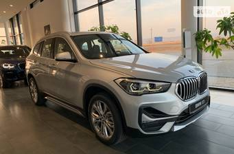 BMW X1 18d Steptronic (150 л.с.) xDrive 2020