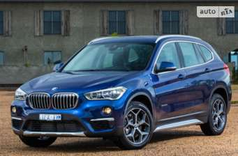 BMW X1 F48 18i AT (140 л.с.) sDrive base 2018