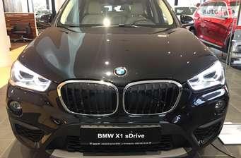 BMW X1 F48 18i AT (136 л.с.) sDrive  2017