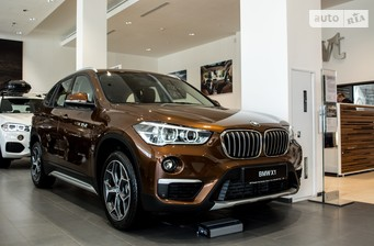 BMW X1 18d AT (150 л.с.) sDrive  2016