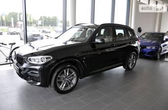 BMW X3 G01 20i AT (184 л.с.) xDrive 2021