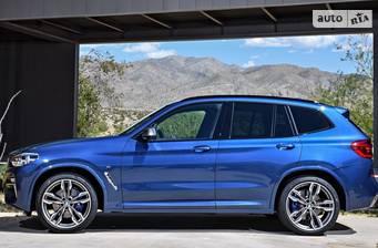 BMW X3 G01 30d AT (265 л.с.) xDrive 2017