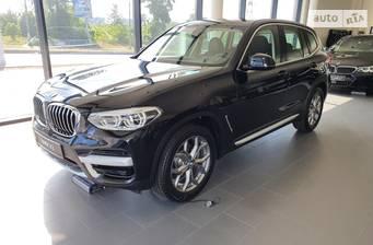 BMW X3 G01 20i AT (184 л.с.) xDrive 2020