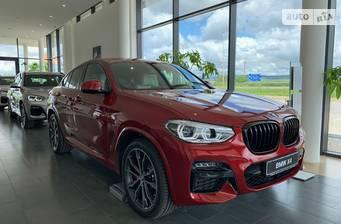 BMW X4 M40i AT (360 л.с.) xDrive 2021