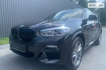 BMW X4 20i AT (184 л.с.) xDrive 2021