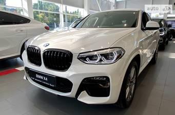 BMW X4 20d AT (190 л.с.) xDrive 2021