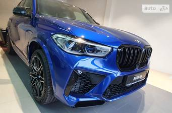 BMW X5 M Competition 4.4 Steptronic (625 л.с.) xDrive 2020