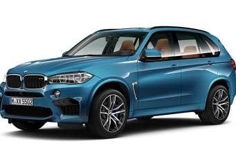 BMW X5 M F85 4.4 AT (575 л.с.) xDrive  2017