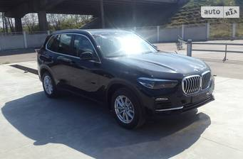 BMW X5 25d Steptronic (231 л.с.) xDrive 2021
