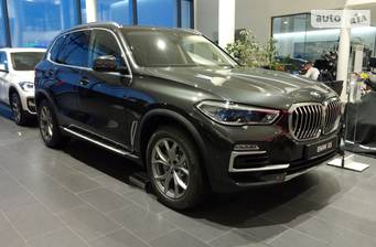 BMW X5 30d Steptronic (265 л.с.) xDrive 2020