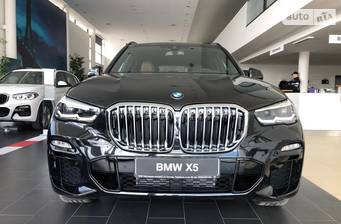 BMW X5 30d Steptronic (265 л.с.) xDrive 2021