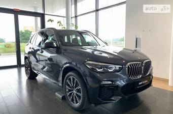 BMW X5 25d Steptronic (231 л.с.) xDrive 2021