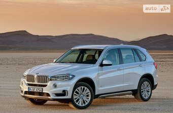 BMW X5 F15 25d AT (231 л.с.) sDrive base 2017