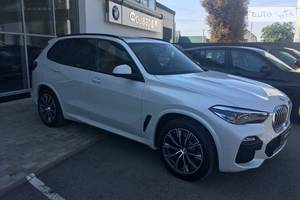 BMW X5 30d Steptronic (265 л.с.) xDrive base 2019