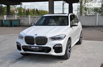 BMW X5 M50d Steptronic (400 л.с.) xDrive 2020