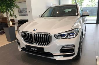 BMW X5 40i Steptronic (340 л.с.) xDrive 2020