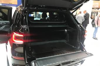BMW X5 2018  Security
