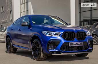 BMW X6 M Competition 4.4 Steptronic (625 л.с.) xDrive 2021