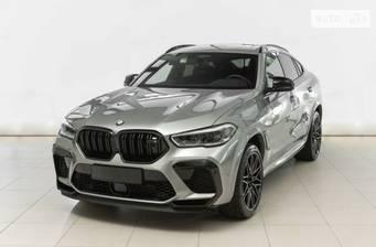 BMW X6 M Competition 4.4 Steptronic (625 л.с.) xDrive 2020